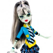 Monster High Frankie Stein Picture Day